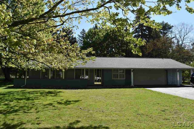 900 River Acres Drive, Tecumseh, MI 49286 (MLS #50041506) :: The BRAND Real Estate