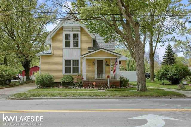 67981 S Main, Richmond, MI 48062 (MLS #50041552) :: The BRAND Real Estate