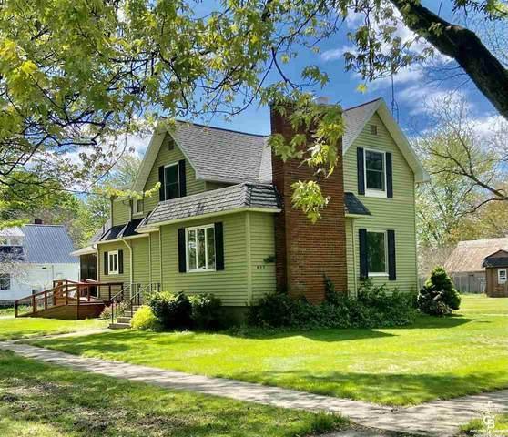603 Church, Chesaning, MI 48616 (MLS #50041590) :: The BRAND Real Estate