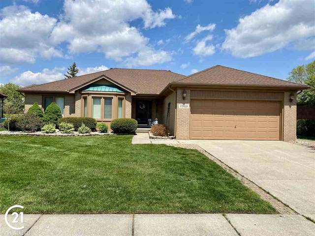 17413 Normandy, Macomb, MI 48044 (MLS #50041592) :: The BRAND Real Estate
