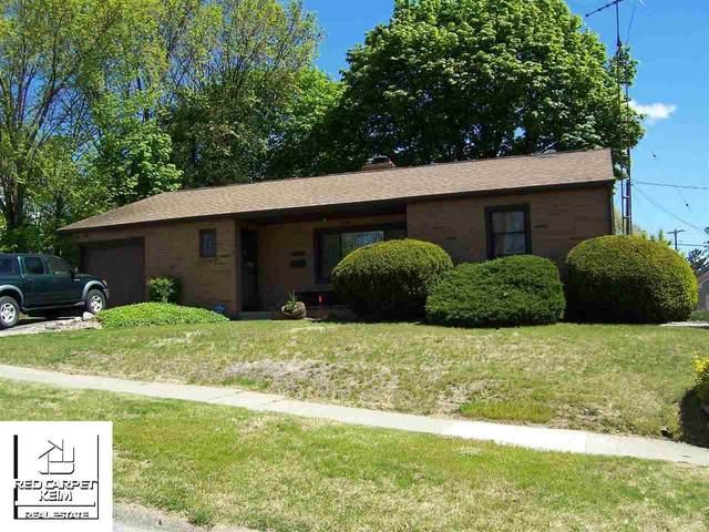 3120 Norwood, Flint, MI 48503 (MLS #50041665) :: The BRAND Real Estate