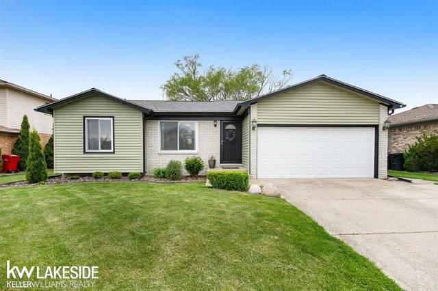 46595 Apple Ln, Macomb, MI 48044 (MLS #50041672) :: The BRAND Real Estate