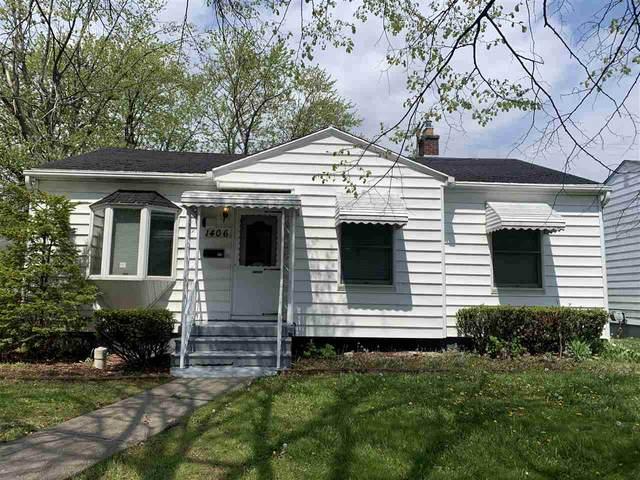 1406 Berrywood, Flint, MI 48507 (MLS #50041684) :: The BRAND Real Estate