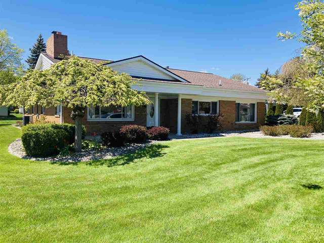 607 Frost Dr, Bay City, MI 48706 (MLS #50041697) :: The BRAND Real Estate