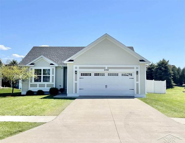 2154 S Ryan Ct, Bay City, MI 48706 (MLS #50041715) :: The BRAND Real Estate