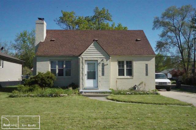 22261 15 Mile Rd, Clinton Township, MI 48035 (MLS #50041736) :: The BRAND Real Estate