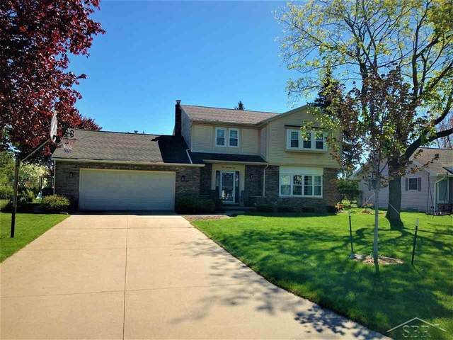 4079 E Glenway Dr, Bay City, MI 48706 (MLS #50041739) :: The BRAND Real Estate