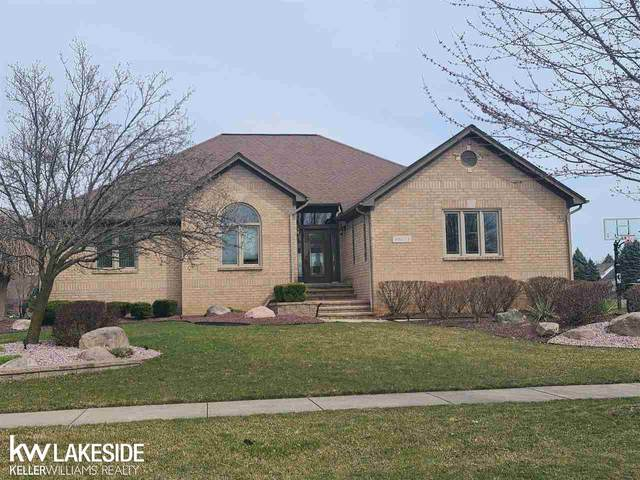 53544 Christy Dr, Chesterfield, MI 48051 (MLS #50041747) :: The BRAND Real Estate