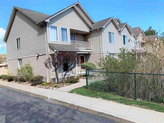 25871 Gatz, Harrison Twp, MI 48045 (MLS #50041755) :: The BRAND Real Estate