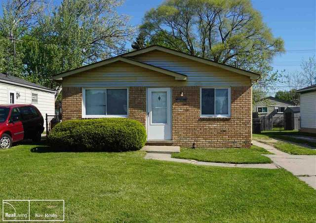 21261 Abrahm, Clinton Township, MI 48035 (MLS #50041756) :: The BRAND Real Estate