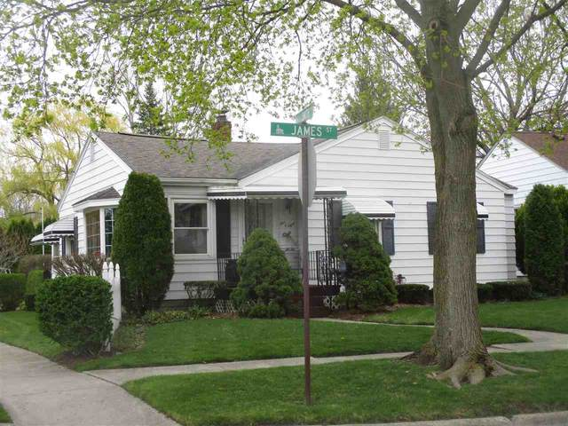 508 James, Bay City, MI 48706 (MLS #50041763) :: The BRAND Real Estate