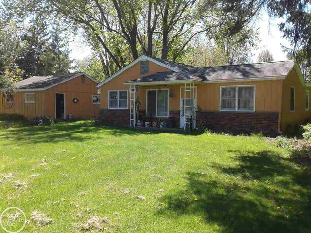 24464 Sherbeck, Clinton Township, MI 48036 (MLS #50041769) :: The BRAND Real Estate