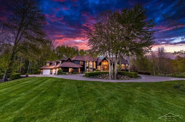 25 Hunters Ridge, Saginaw, MI 48609 (MLS #50041818) :: The BRAND Real Estate