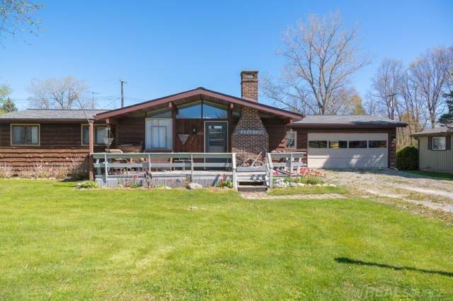 7333 Chippewa Trail, Lexington, MI 48450 (MLS #50041823) :: The BRAND Real Estate