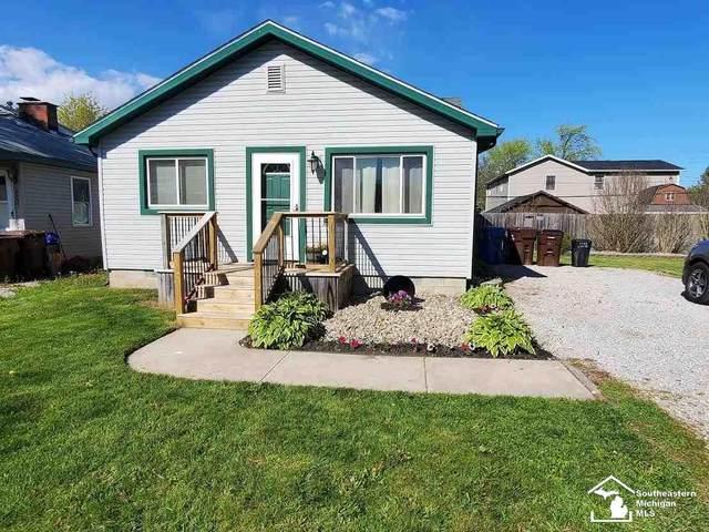 3159 Maplewood Street, Monroe, MI 48162 (MLS #50041825) :: The BRAND Real Estate