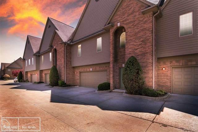 34682 Bay Vista #9, Harrison Twp, MI 48045 (MLS #50041838) :: The BRAND Real Estate