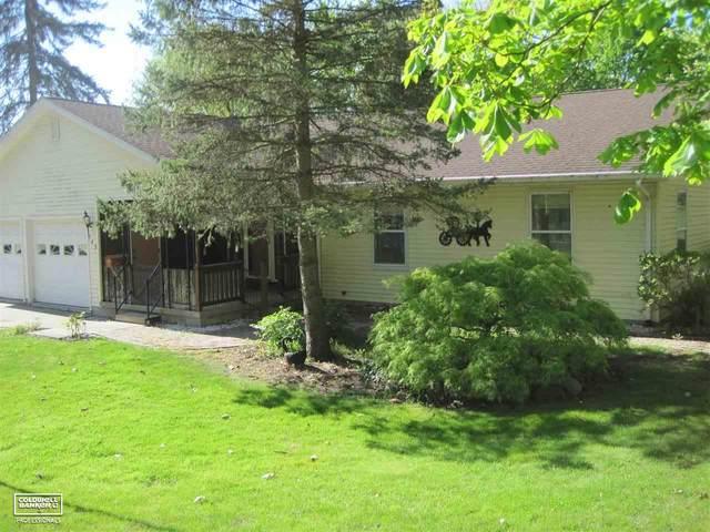 149 Oak, East China, MI 48054 (MLS #50041849) :: The BRAND Real Estate