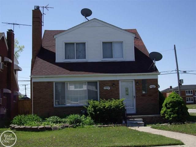 17776 Marquette, Roseville, MI 48066 (MLS #50041877) :: The BRAND Real Estate