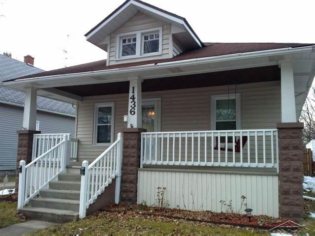1436 Acacia, Saginaw, MI 48602 (MLS #50041888) :: The BRAND Real Estate