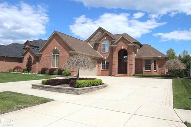 47352 Hidden Meadows Dr, Macomb, MI 48044 (MLS #50041944) :: The BRAND Real Estate