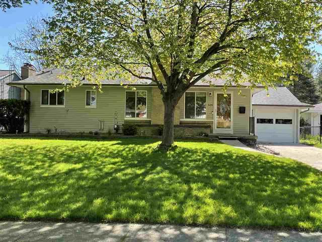 424 Joyce Dr, Flushing, MI 48433 (MLS #50041953) :: The BRAND Real Estate