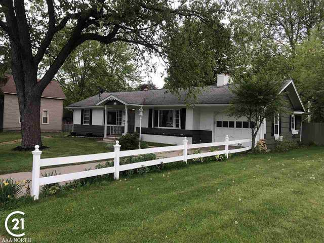 231 Bridgehampton, Sandusky, MI 48471 (MLS #50041969) :: The BRAND Real Estate
