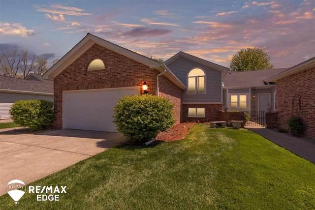 6324 Squire Lake, Flushing, MI 48433 (MLS #50041980) :: The BRAND Real Estate