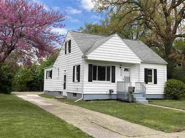 2734 Swayze St, Flint, MI 48503 (MLS #50042001) :: The BRAND Real Estate
