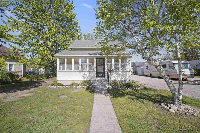 124 S Monroe, Blissfield, MI 49228 (MLS #50042025) :: The BRAND Real Estate