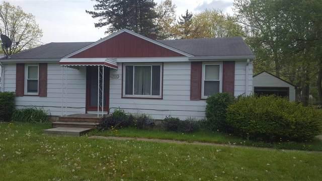 1451 Ronnie St, Flint, MI 48507 (MLS #50042028) :: The BRAND Real Estate