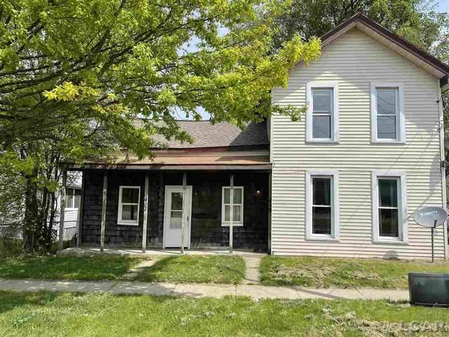 407 E Michigan, Adrian, MI 49221 (MLS #50042050) :: The BRAND Real Estate