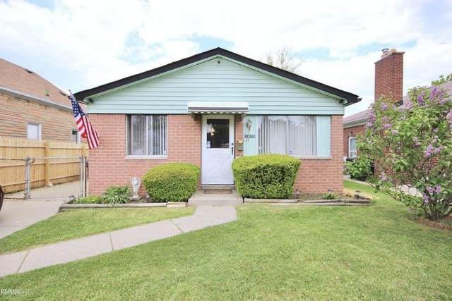 17459 Roseville Blvd, Roseville, MI 48066 (MLS #50042054) :: The BRAND Real Estate