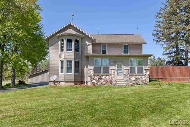 17126 Manitou Beach Road, Addison, MI 49220 (MLS #50042073) :: The BRAND Real Estate