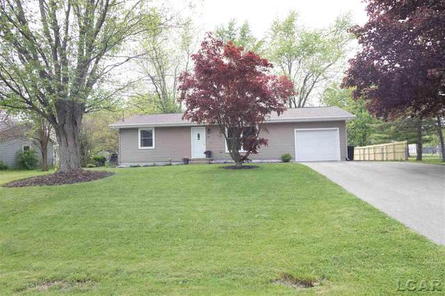 130 Joy Road, Adrian, MI 49221 (MLS #50042078) :: The BRAND Real Estate