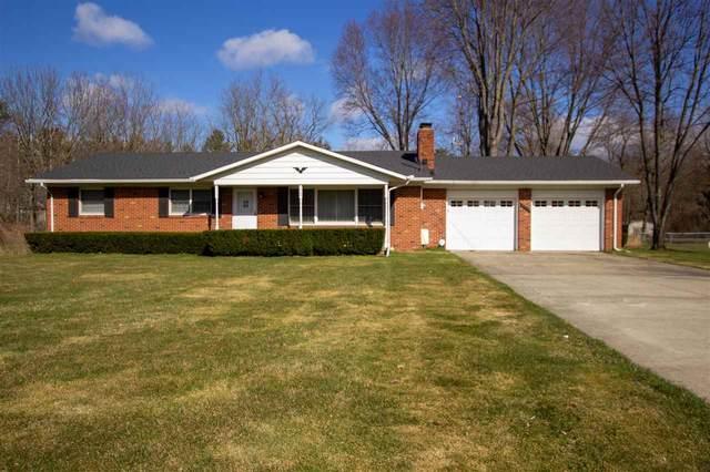 2468 N Belsay, Burton, MI 48509 (MLS #50042158) :: The BRAND Real Estate
