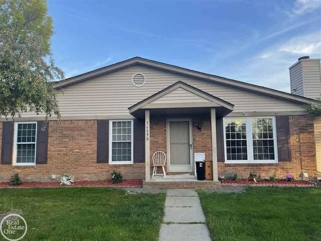 36890 Lakeview, Richmond, MI 48062 (MLS #50042174) :: The BRAND Real Estate