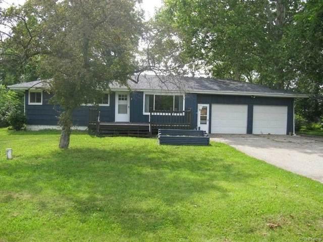 4460 Westway Drive, Swartz Creek, MI 48473 (MLS #50043377) :: The BRAND Real Estate
