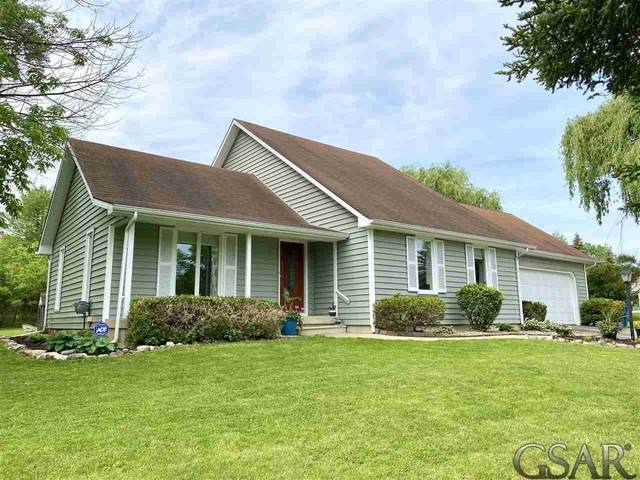 603 Crestview Dr, Corunna, MI 48817 (MLS #50043430) :: Kelder Real Estate Group