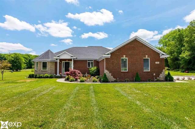 300 Regional Way, Imlay City, MI 48444 (MLS #50043504) :: Kelder Real Estate Group