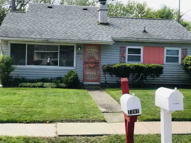 1302 E Downey, Flint, MI 48505 (MLS #50043563) :: The BRAND Real Estate