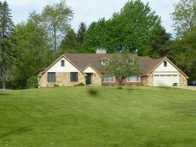 9112 E Miller Rd, Durand, MI 48429 (MLS #50043718) :: Kelder Real Estate Group
