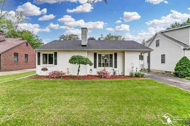 2237 Vivian Rd., Monroe, MI 48162 (MLS #50043845) :: The BRAND Real Estate
