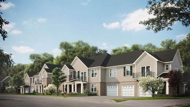 9884 Ridge Run Street 40/4, Howell, MI 48855 (MLS #50044016) :: The BRAND Real Estate