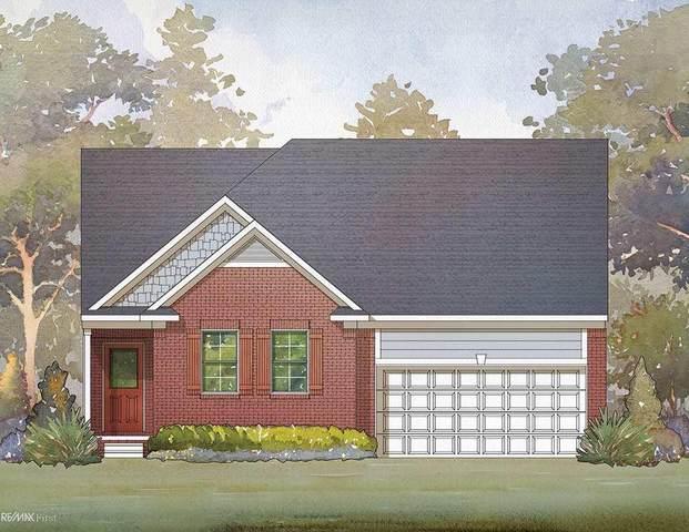 1424 Lincoln, Lapeer, MI 48446 (MLS #50044314) :: Kelder Real Estate Group