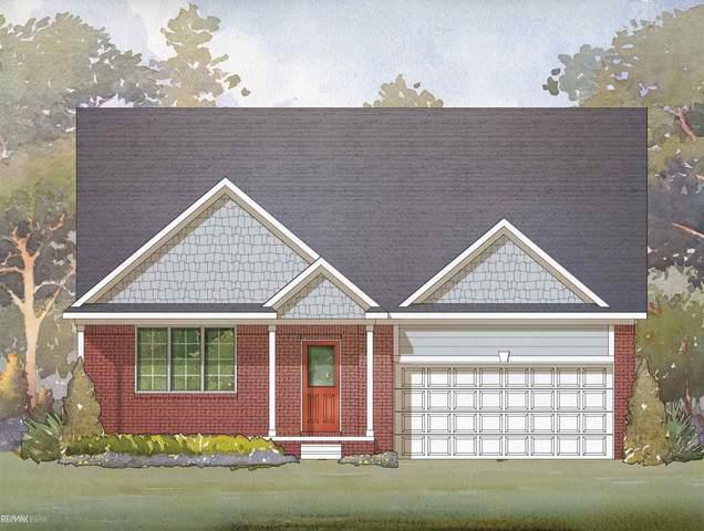 1401 Lincoln, Lapeer, MI 48446 (MLS #50044319) :: Kelder Real Estate Group