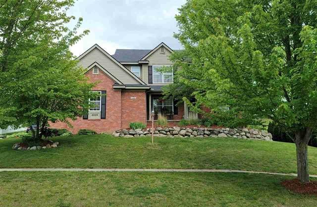 6229 Lismore Circle, Grand Blanc, MI 48439 (MLS #50044415) :: The BRAND Real Estate