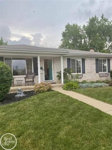 16473 Bowman, Roseville, MI 48066 (MLS #50044460) :: The BRAND Real Estate