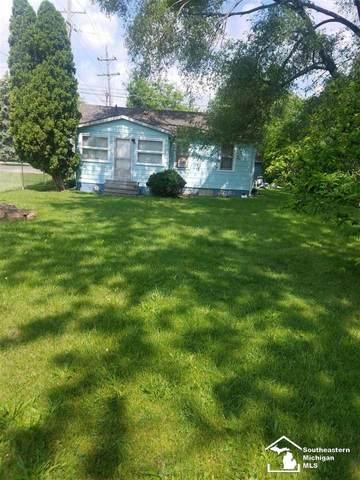 1136 Adams, Monroe, MI 48161 (MLS #50044467) :: The BRAND Real Estate
