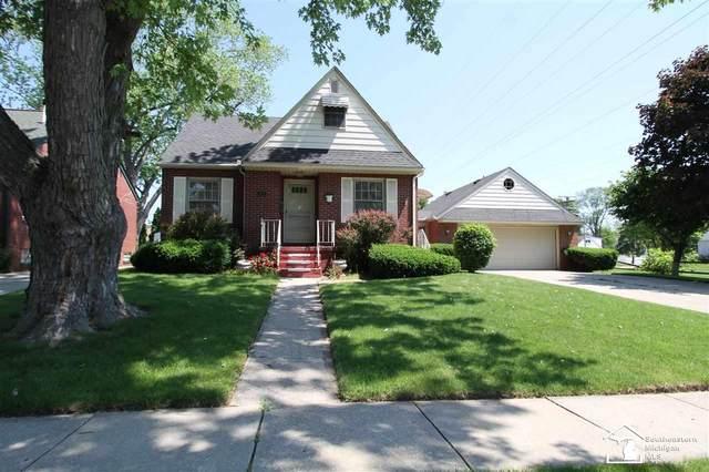 623 Maywood, Monroe, MI 48162 (MLS #50044550) :: The BRAND Real Estate