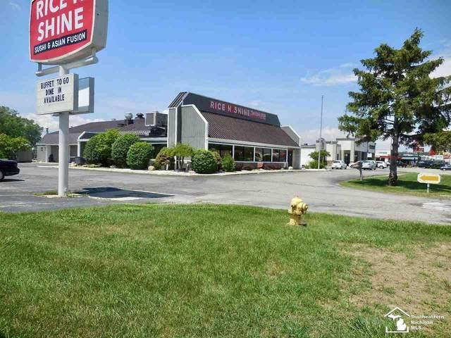 1395 N Telegraph, Monroe, MI 48162 (MLS #50044607) :: The BRAND Real Estate